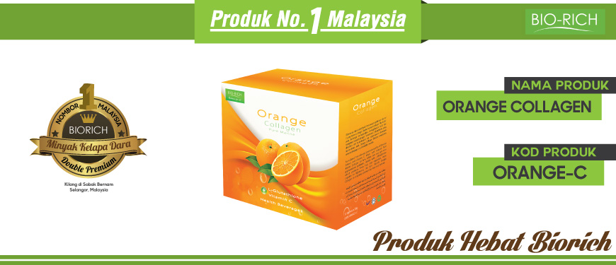Orange Collagen
