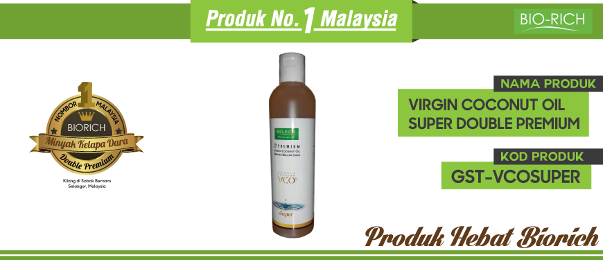 Virgin Coconut Oil Super